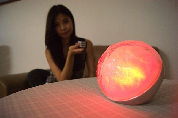 LED藍芽燈泡音響