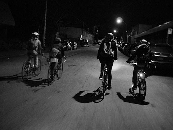 台北夜騎單車路線