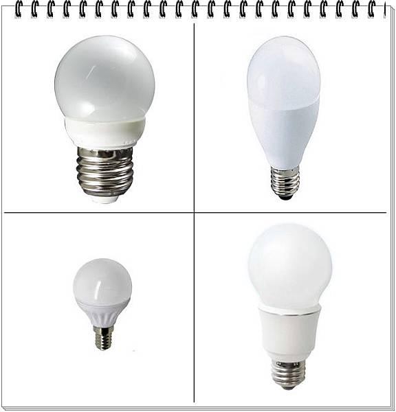 LED燈泡品牌推薦
