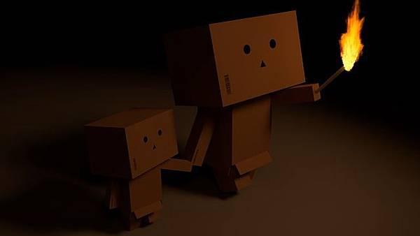 光博匯-怕黑原因