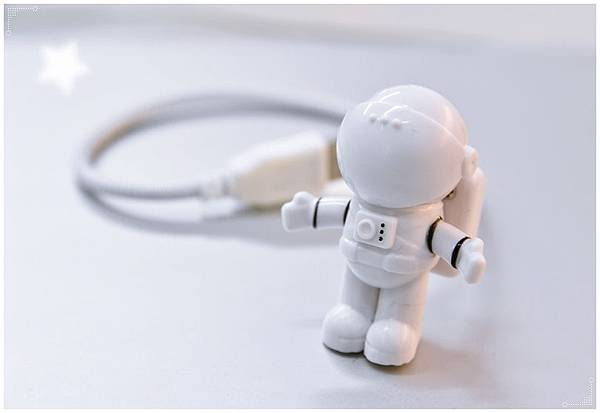 太空人USB夜燈14