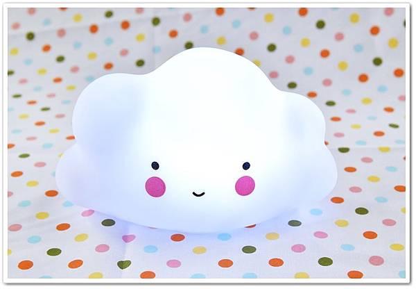 雲朵小夜燈9
