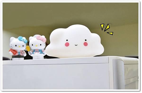 雲朵小夜燈12
