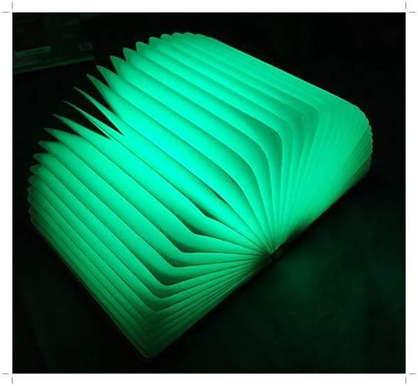LED創意書本燈6