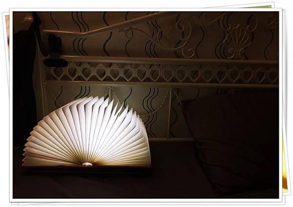 LED創意書本燈10