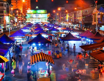 SBW - Sibu Night Market - imagesthroughnikon.blogspot.com
