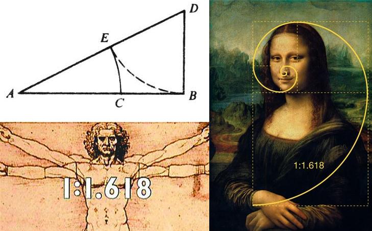 「黃金比例分割」的圖片搜尋結果