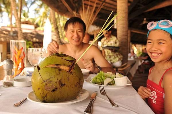 想要來點高級服務,就道第一沙灘的Friday飯店