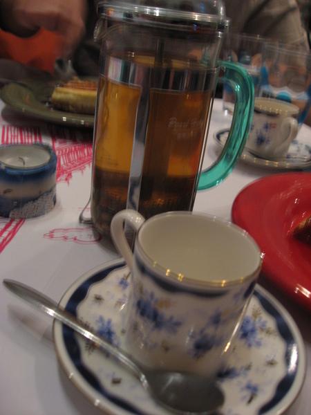 維納斯花茶