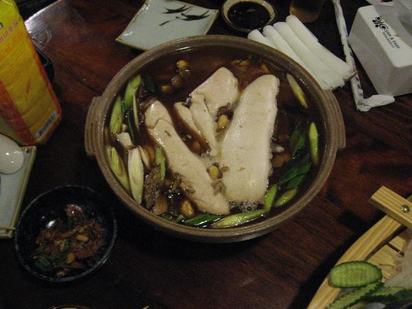 麻油烏魚鳔