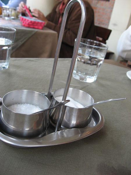 小芳熱紅茶的調味料