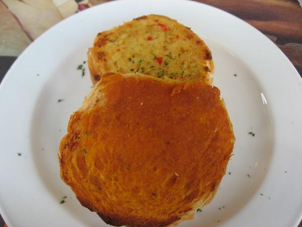 餐前麵包-南瓜+香蒜