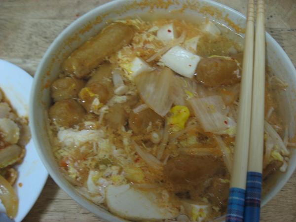 泡菜什錦湯