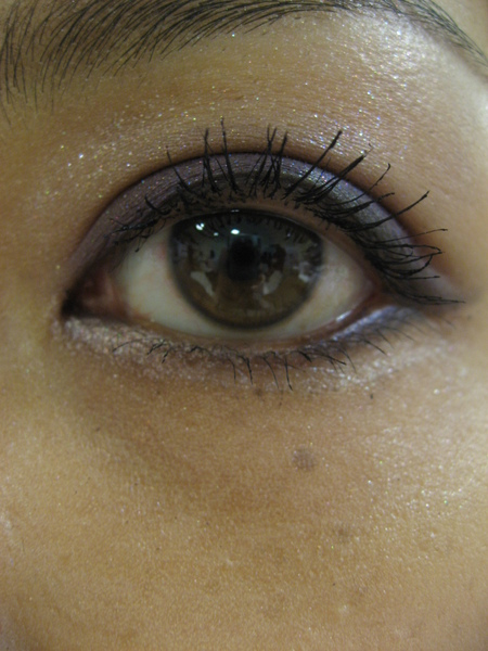 2007MQ聖誕彩妝-紫色睜眼