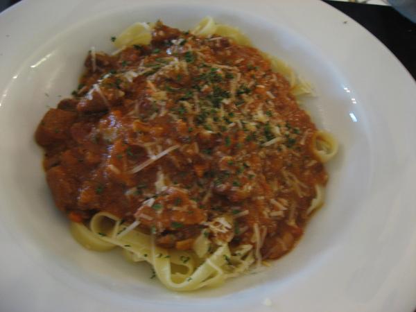 julia的肉醬義大利麵