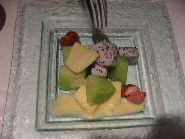 沙拉-水果沙拉