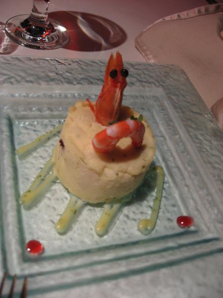 沙拉-鮮蝦沙拉