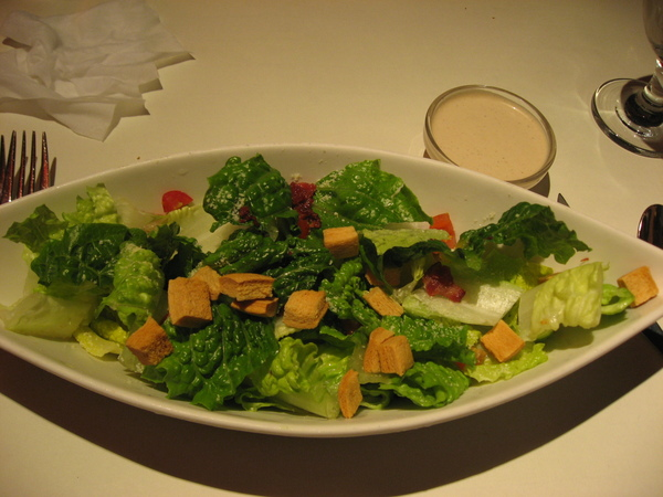 沙拉-羅美生菜沙拉