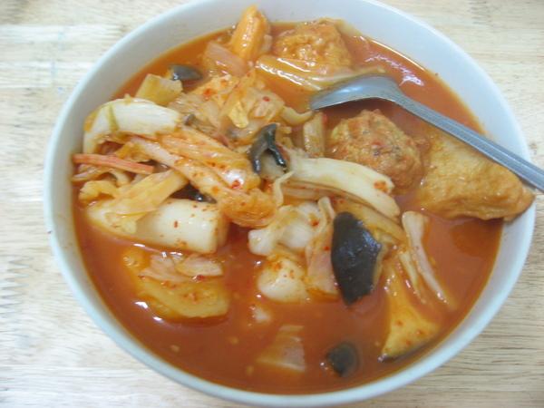 COSTCO韓式泡菜年糕