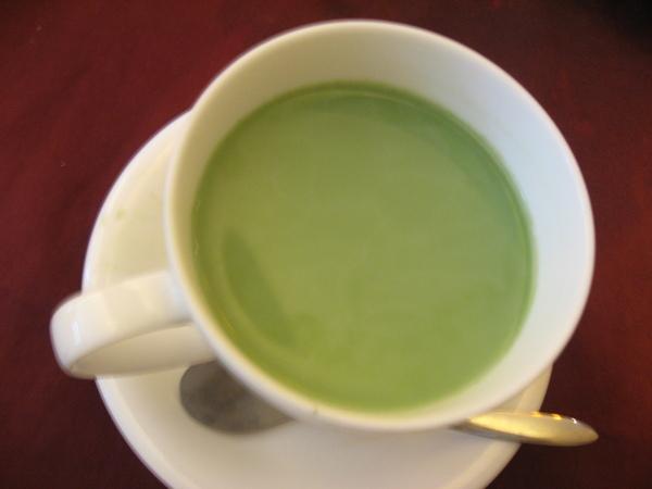 熱抹茶玉露