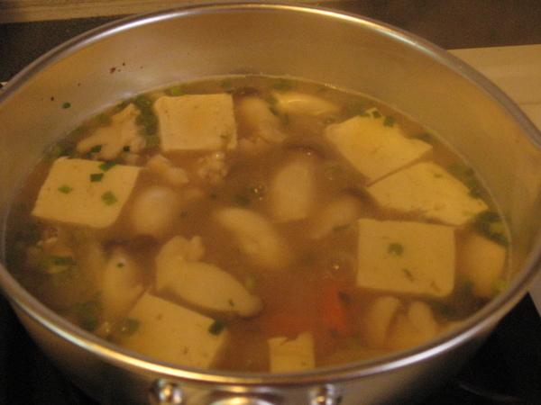 20080227什錦味噌湯