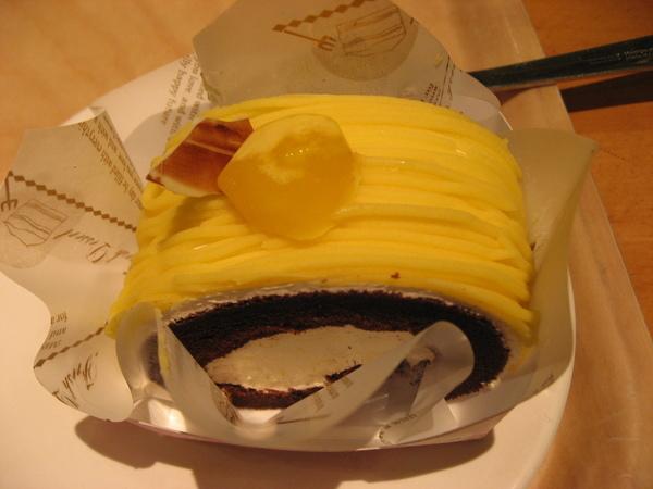 栗子蛋糕55元