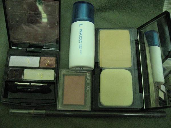 20080401使用的彩粧品
