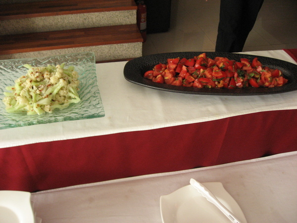 花椰菜+蕃茄