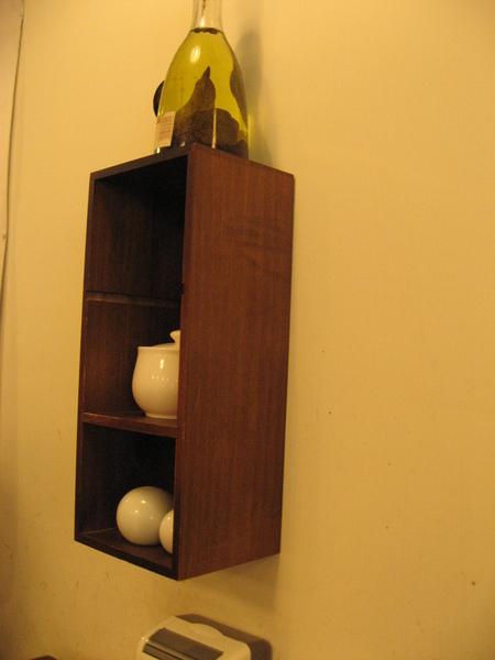 咖哩翻屋內-吊在牆上的擺設