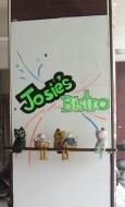 喬西小館外的擺設
