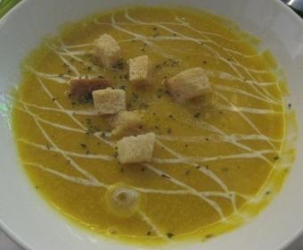 喬西小館的南瓜農湯