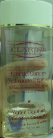 clarins卸粧水1