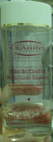 clarins卸粧水2