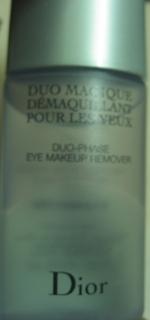 Dior 眼唇卸妝液1
