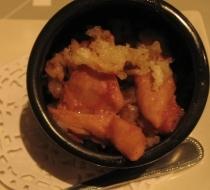 陶板屋的紅麴嫩雞飯糰