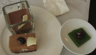 巧克力餅乾+蛋糕