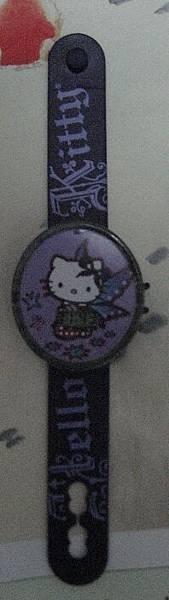 20110731麥當當兒童餐玩具之kitty手錶.JPG