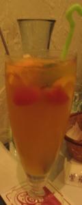 赫詩提雅的水果茶