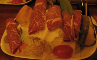 朵麗的店-火鍋菜盤