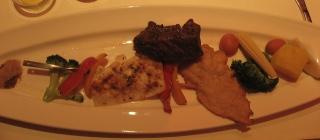 西西里海陸雙拼〈牛+海鮮〉