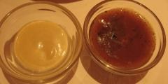 海鮮沾醬+黑胡椒沾醬