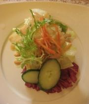 威尼斯的生菜沙拉