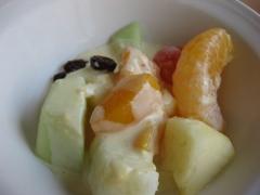 魔法咖哩的水果沙拉