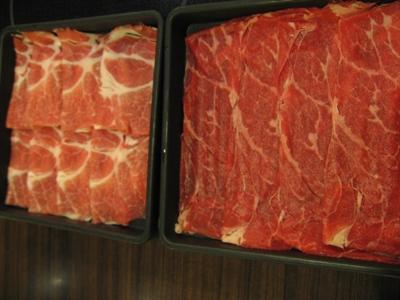 MOMO的豬肉+牛肉