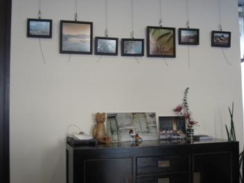 目覺咖啡二樓的壁畫牆.JPG
