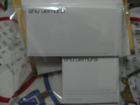植村秀輕膚光感粉餅+粉盒賣800元含郵.JPG