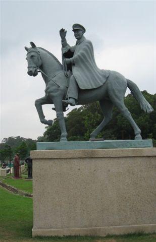 蔣公騎馬銅像.JPG
