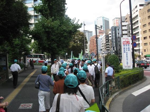 20090923日本基督精兵前進傳福音情形2.JPG