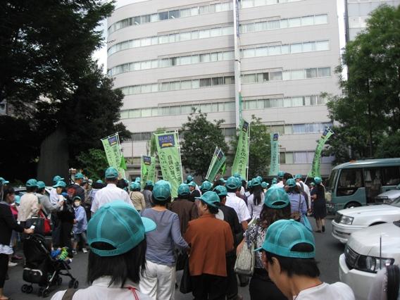 20090923日本基督精兵前進傳福音情形4.JPG