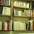 完成後的書櫃